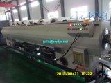 Linha de extrusão de tubos de PVC