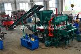 Máquina de fabricación de ladrillo del bloque de la depresión del precio de la máquina de fabricación de ladrillo de África