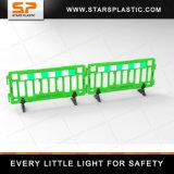Barrera plástica del camino de la seguridad del camino de la cerca plástica caliente de la venta Pfb-A27-4