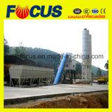 tipo planta de procesamiento por lotes por lotes concreta Hzs60 del transportador de correa 60m3/H