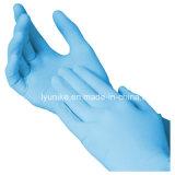 Одноразовые латексные резиновые перчатки руки