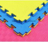 De rubber Matten van de Vloer van de Apparatuur van de Gymnastiek van het Huis van de Mat