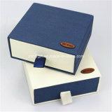 カスタムボール紙のペーパー引出しボックス/ギフト用の箱/札入れ及びベルトのパッキングギフト用の箱を滑らせること