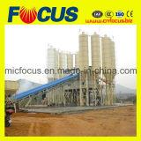 Grande usine de traitement en lots concrète Hzs120 de qualité