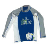 Kid's Long Sleeve Rash Guard (HXR0054)