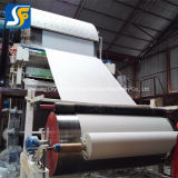 Directa de Fábrica de Papel Higiénico automático Máquina de Fabricación de Material de la línea de producción