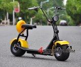 2017 Новые Большие колеса 500W Junior Citycoco Харлей скутера с электроприводом