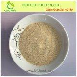 Erstklassiger Grad entwässerte Knoblauch-Körnchen vom chinesischen Hersteller bestätigt durch ISO, FDA, rein, Brc, Halal