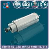 Motor de fuso de refrigeração de água com fresagem de pedra 5.5kw