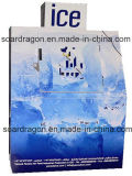Kaltes Wand-Systems-Eisspeicher-Sortierfach mit der Kapazität 380lbs