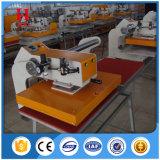 40*60cm pneumatische halbautomatische Doppelt-Position Wärme-Presse-Maschine