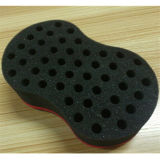Sponge Hair Tools Twists Hair Sponge with Hole