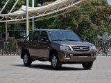 weg Treibstoff-/Gasoline-doppelten der Kabine von der Straßen-4X4 Auto aufheben