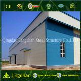 Alto edificio confeccionado del almacén de la estructura de acero de la subida