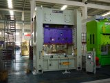 Máquina aluída dobro lateral reta da imprensa de potência da tonelada Hm2-500