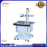 macchina per i metalli, marchio dell'indicatore del laser della fibra 30W del metallo
