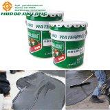 Membrana impermeable Non-Cured líquido de revestimiento de goma de asfalto