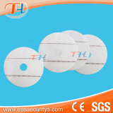 Em Label de segurança de CD / DVD (duas tiras)