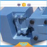 Diesel Reinforcedsteel die het Gebruik van de Bouw van de Scherpe Machine raspen