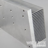 Dissipateurs de chaleur en aluminium extrudé pour semiconducteurs de puissance