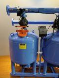 Equipo del tratamiento previo del goteo de /Irrigation del filtro de media de la arena del acero de carbón BBS302s43