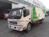6 het Zand van de Veger 6500L van de Straat van wielen en de Schoonmakende Vrachtwagen van het Stof
