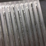 Aghi sterili a gettare all'ingrosso di agopuntura della maniglia dell'acciaio inossidabile