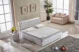 寝室の家具-ヨーロッパ式のホーム家具-寝台兼用の長椅子-やしファイバーMattreess