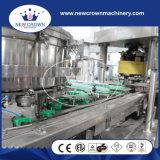 Automatische 2 in 1 Vullende van het Blik van het Bier en Verzegelende Machine