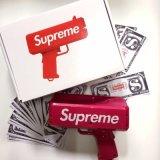 Faire la pluie de dollars US de l'argent canon de fusil de l'argent