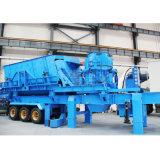 Bajo precio de la planta trituradora de cono hidráulica