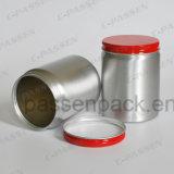 Банка высокого качества алюминиевая для упаковывать порошка белковины (PPC-AC-034)
