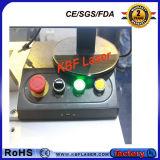20W Máquina grabador láser de fibra para la marca de color