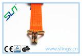 2018 populares hebilla de la leva de las correas de amarre de la correa de hebilla de la leva de 25mm