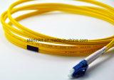 Kabel van het Koord van het Flard van de vezel de Optische met de Schakelaar FC van Sc LC