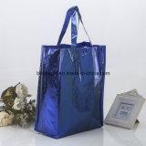 非編まれたショッピング・バッグ、薄板にされたハンド・バッグ