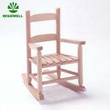 Cadeira de balanço moderna dos miúdos da mobília de madeira