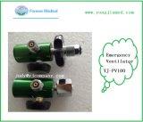 Ventilatore Emergency di trasporto degli apparecchi medici, ventilatore portatile per le ambulanze