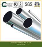 Tubería de tubería de acero inoxidable para la industria (304H 304L 316L 316TI)