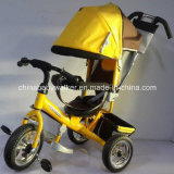 Baby giallo Tricycle/Baby Walker per Boys e Girls