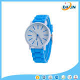 Silicone Rubber Jelly Gel Sports Montre Femme Marque de Luxe