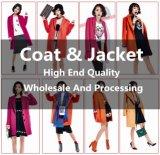 De Kwaliteit van het merk kleedt het Wollen Jasje van de Stijl of bedekt voor Vrouwen en Dames met een laag