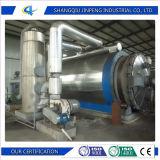 Caoutchouc utilisé, pneu, usine en plastique de pyrolyse, installation de transformation en caoutchouc