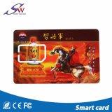 125kHz Lf tk 4100 Carte à puce RFID en PVC avec logo personnalisé