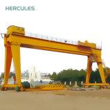 Hydraulischer Werkstatt-Doppelt-Träger-Portalkran mit Haken
