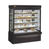 vetrina dell'armadietto di esposizione 4layers/congelatore e del frigorifero