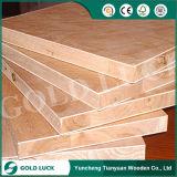 Un excelente grado de melamina muebles Falcata Uasage Junta Bloque de 1220x2440mm