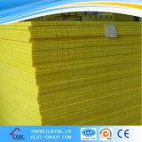 El papel de aluminio respaldado manta de lana de vidrio