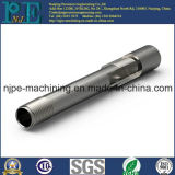 스테인리스 샤프트를 기계로 가공하는 고품질 CNC