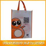 Imprimé personnalisé non tissées poly Bag (FLO-NW249)